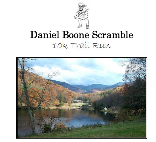 Best Places To Hike Boone Nc: Daniel Boone Scramble 10k